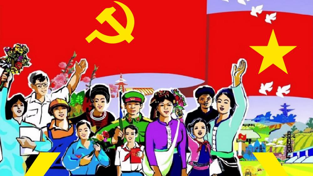 """Mối quan hệ gắn bó """"máu thịt"""" giữa Đảng và nhân dân"""